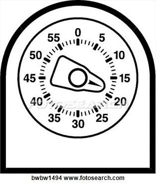 Food Timer Clipart #1