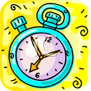 Watch clipart timer #4 - Timer Clipart