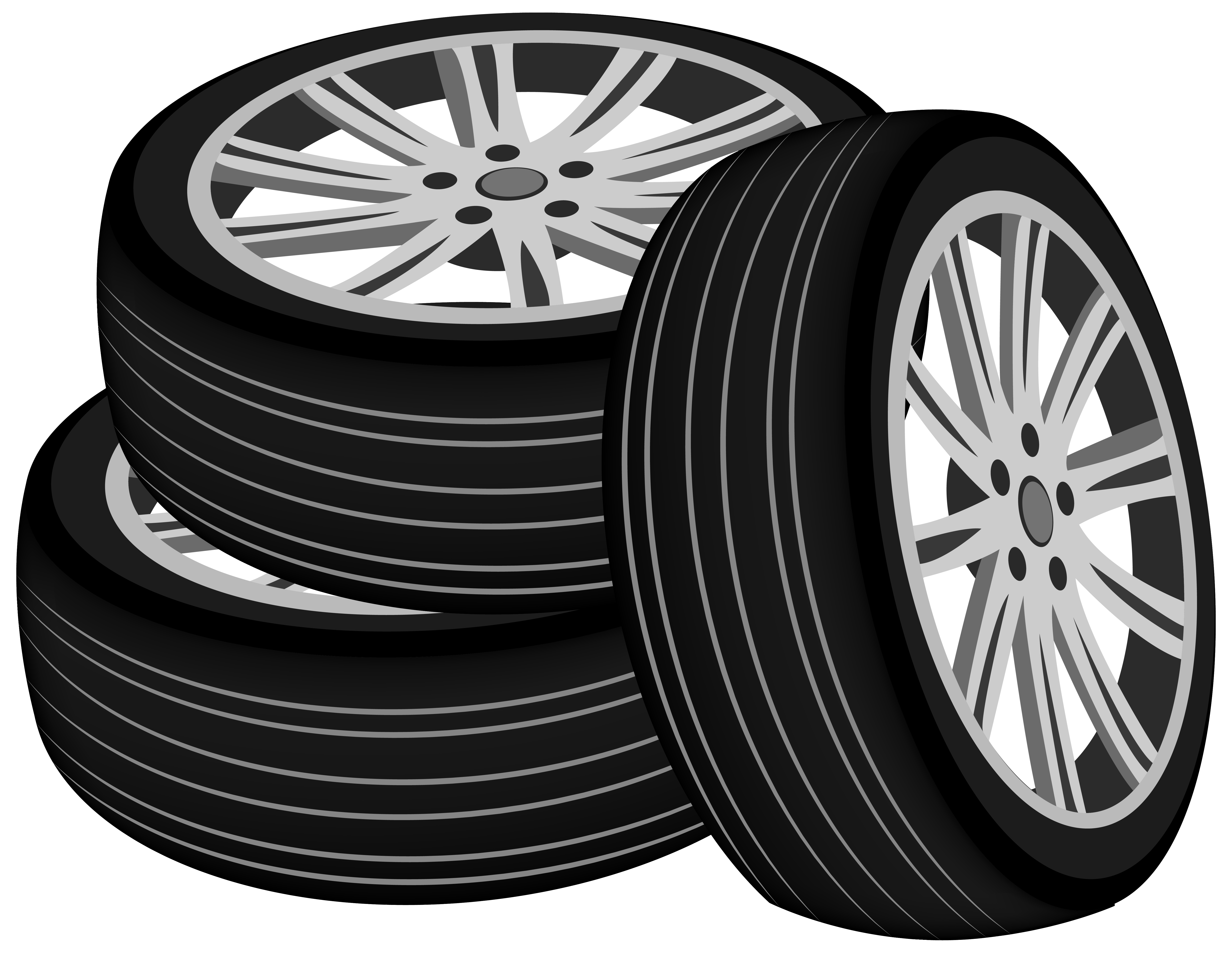 Tire Clip Art - clipartall