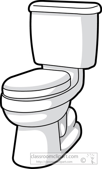 Toilet Clip Art