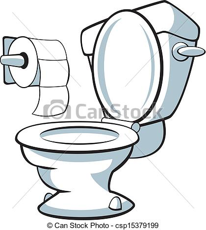 Clipart Toilet Clipart