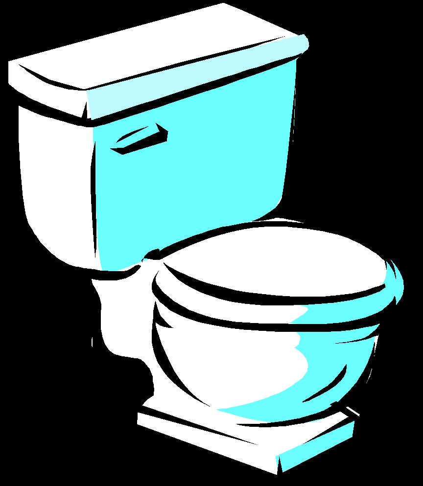toilet clipart u0026middot; bathroom clipart