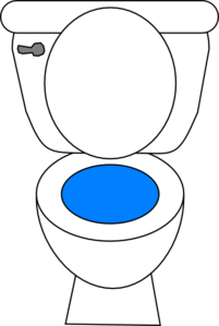 Toilet Clipart Vector Graphics Toilet Eps Vector