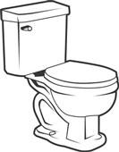 Toilet Seat Sketch Toilet Clip Art