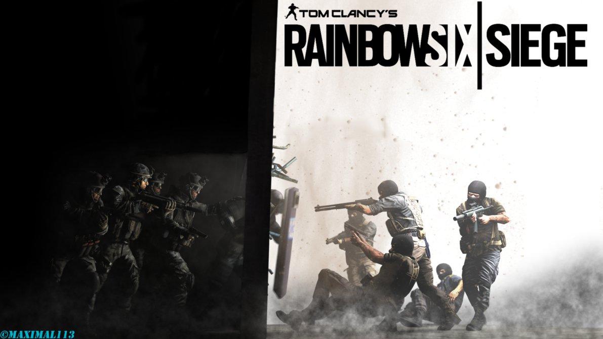 [SFM] Rainbow Six Siege by Maximal113 ClipartLook.com