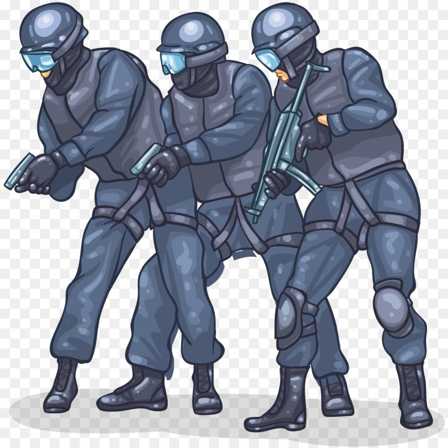 Tom Clancyu0027s Rainbow Six Siege SWAT Cartoon Clip art - swat