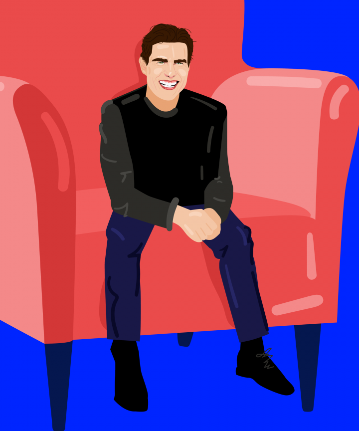 13 Things That Are Taller Tha - Tom Cruise Clipart