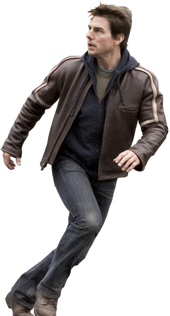 Download PNG image - Tom Cruise Clipart 638