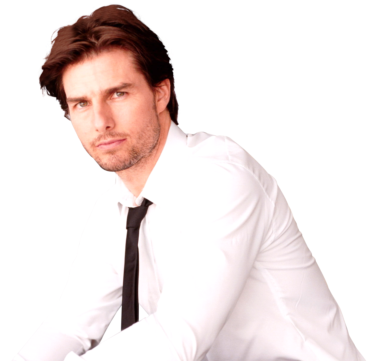 Tom Cruise Transparent PNG Sticker