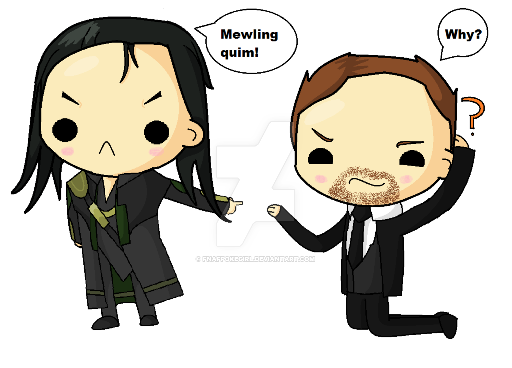 Loki/Tom Hiddleston by FNAFPokeGirl ClipartLook.com
