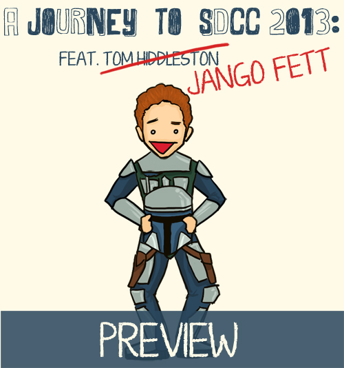 tom hiddleston as jango fett (sdcc 2013) by LittleOrangeBandaid on  DeviantArt