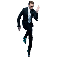 Tom Hiddleston Clipart PNG Image