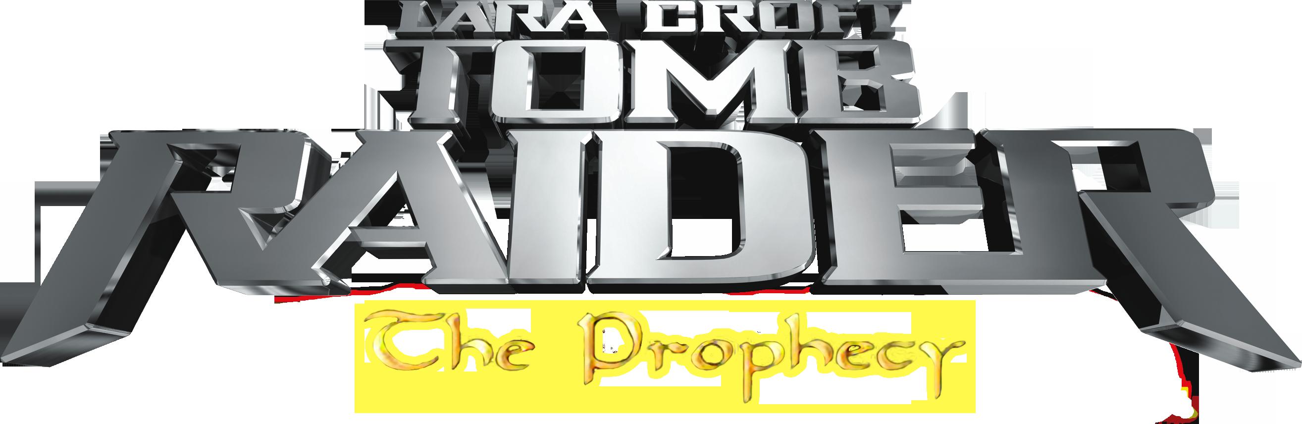 Tomb Raider Logo PNG Clipart