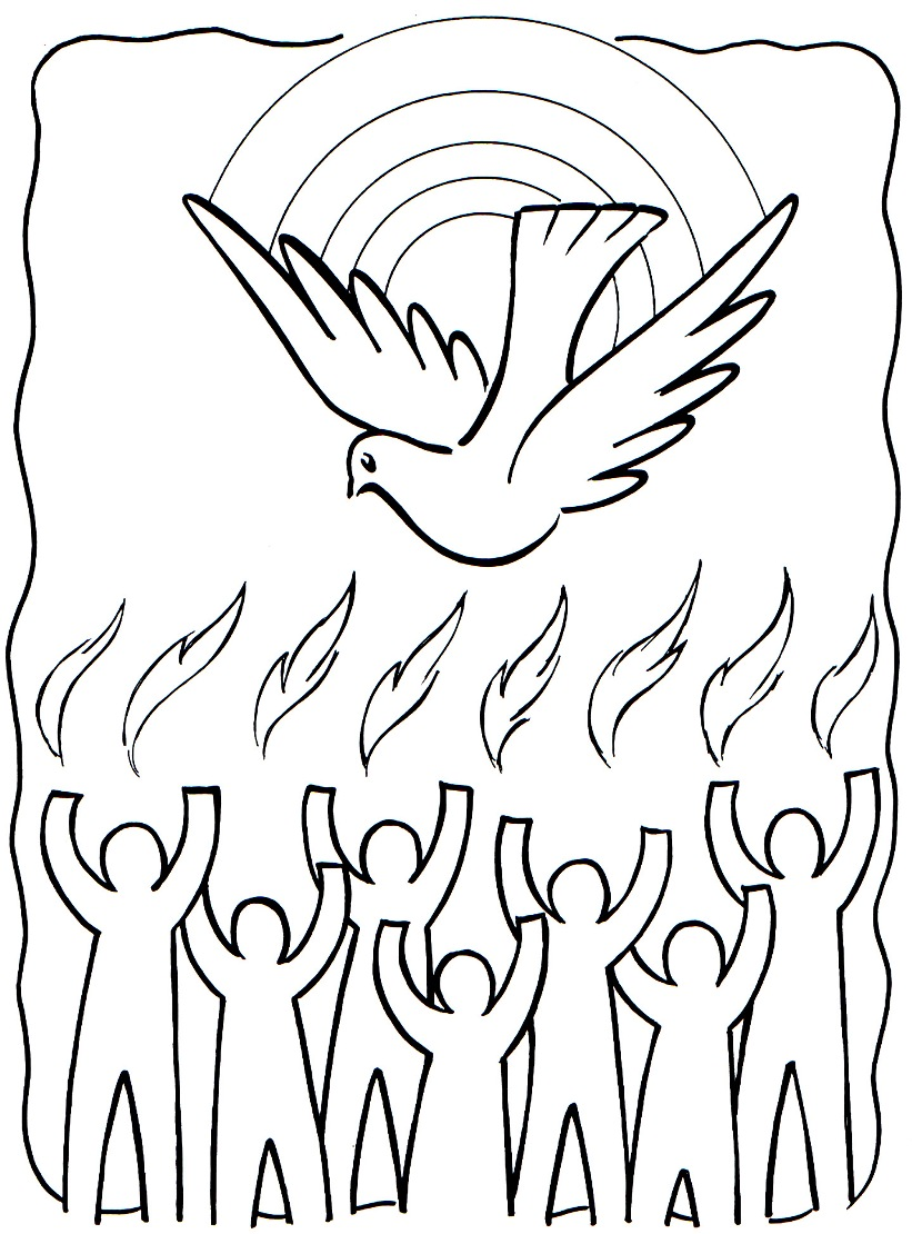 Tongue Of Fire Clipart