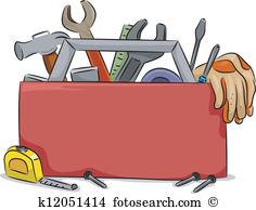 Tool Box Blank Board