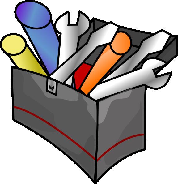 Tool Box Clip Art At Clker Com .
