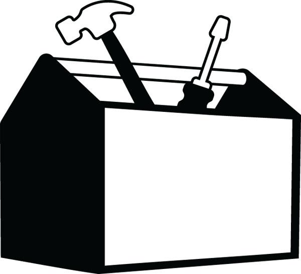 Toolbox - Clip Art (4456)