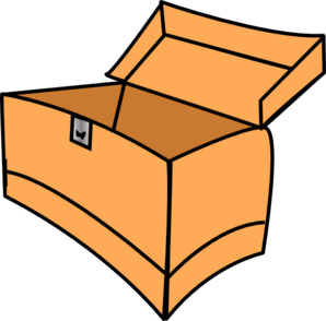 Brown Tool Box Clip Art