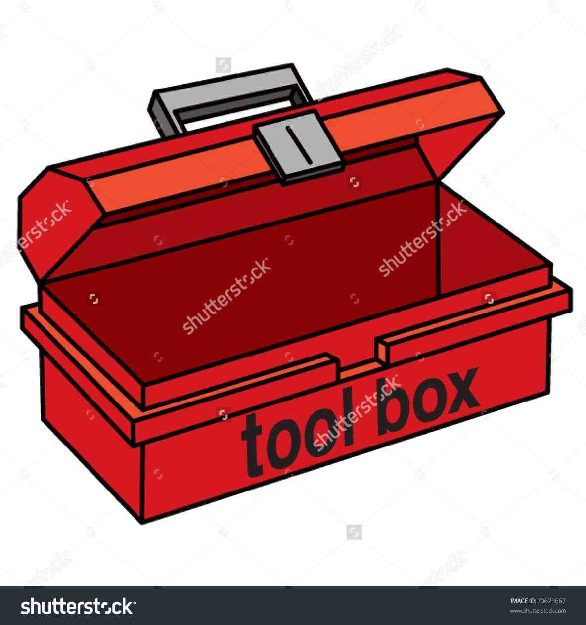 Clip open tool box clip art art toolboxrhfiveclipartcom for big red tool  boxes clipartrhlaobloggercom art open