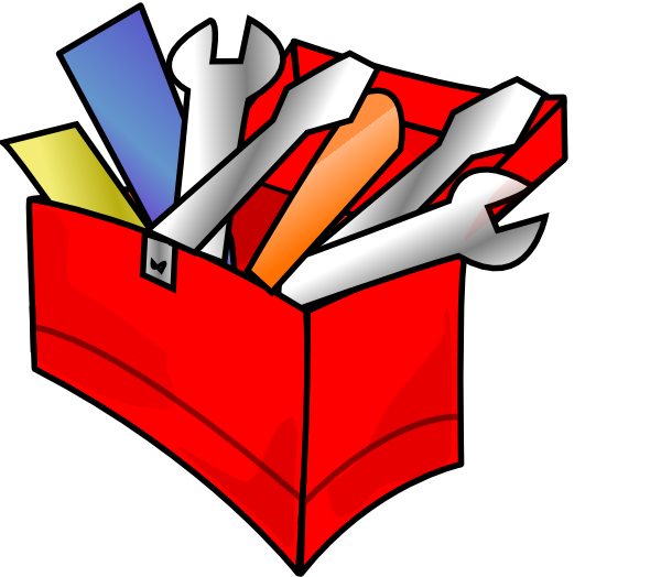 Toolbox Clipart this image as: