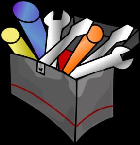 Tool Box Clip Art