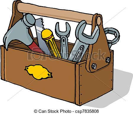 ... Toolbox Vector Illustration - Scalable Vector Illustration.