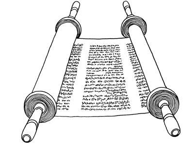 Torah Clipart