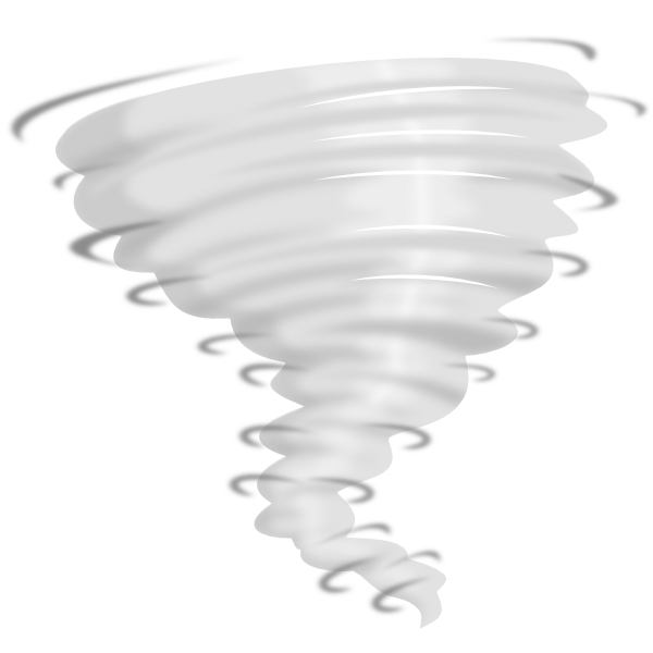 Tornado Clip Art At Clker Com Vector Clip Art Online Royalty Free