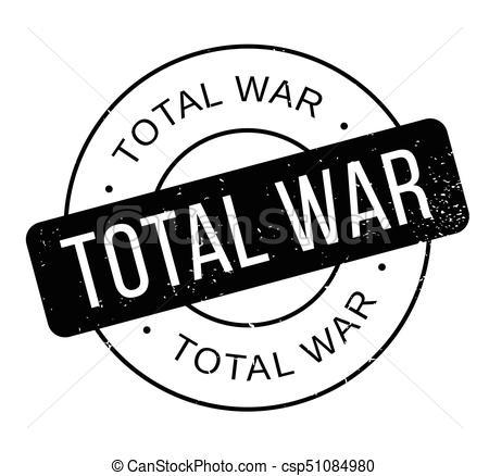Total War rubber stamp - csp51084980