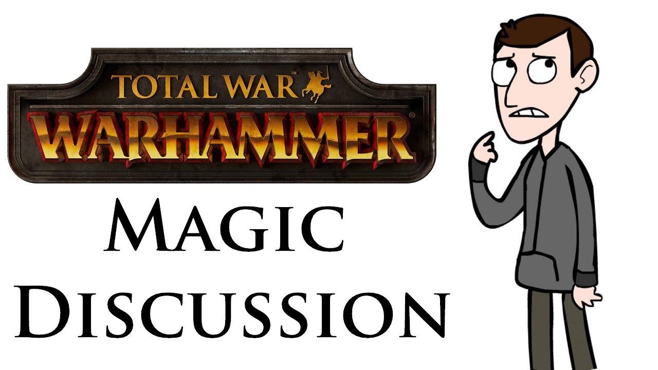 Total War: WARHAMMER - Beginner Guide - Magic!
