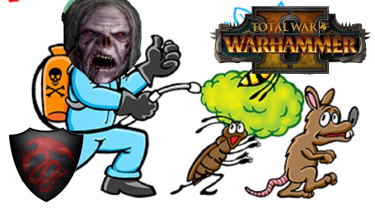 VLADY DADDY   Vampire Counts vs Skaven: Total War Warhammer 2