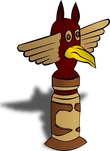 Totem Pole Clipart Cliparts Co