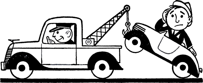 Tow Truck Clip Art Clipart Panda Free Clipart Images. Car Trouble Clip Art
