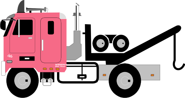 Tow Truck Clip Art Download