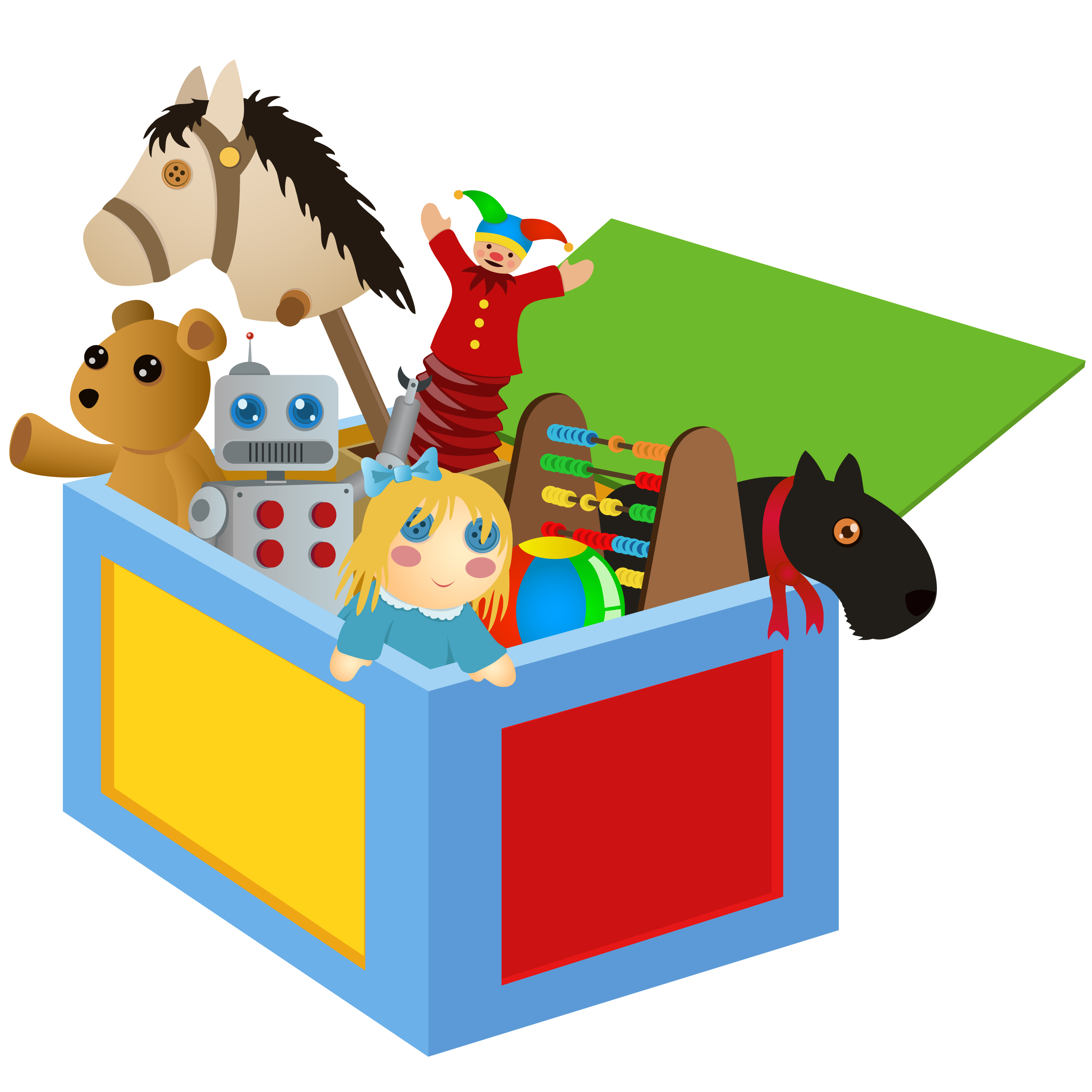 Toy Swap Mercer Island Preschool Association