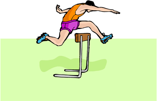 Track And Field Clip Art - Clipart library