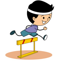 Track And Field High Jump Size: 91 Kb