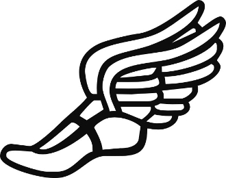 Track Shoe Clipart #1