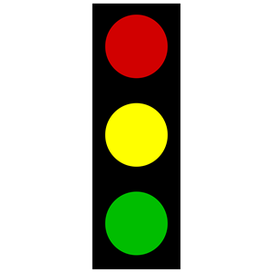 Traffic light clipart free images 5