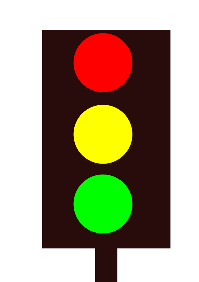 Traffic Light Clipart image