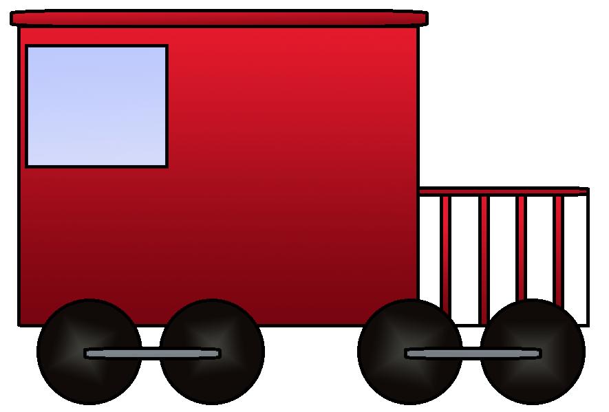 train caboose clipart