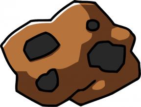Transparent Asteroid 2013