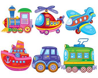 Transportation Clipart - Transportation Clipart