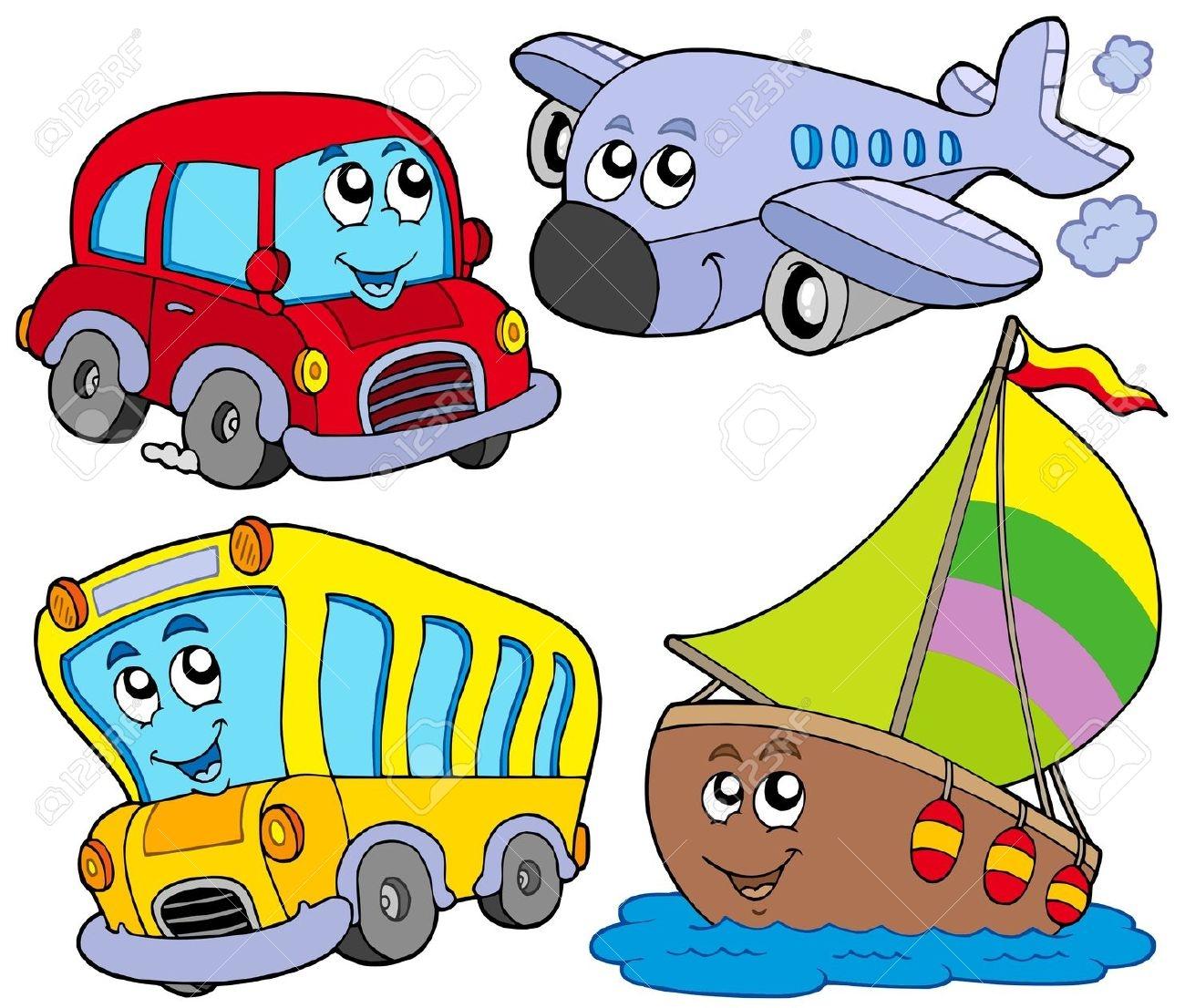 Transportation Clip Art u0026 Transportation Clip Art Clip Art Images.