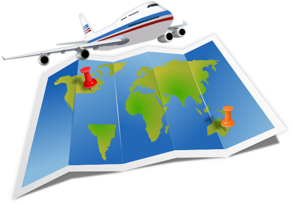 Traveling Clipart