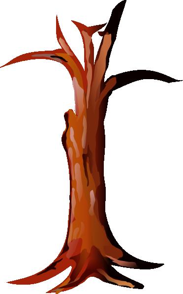 Tree Trunk Clip Art At Clker Com Vector Clip Art Online Royalty