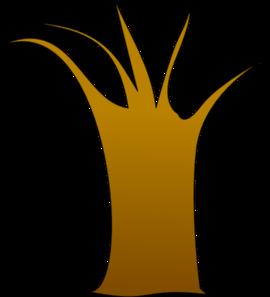 Tree Trunk Clip Art