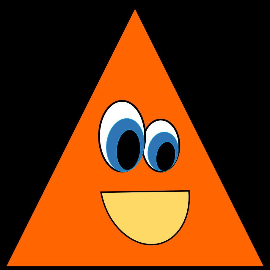 triangle clip art #14