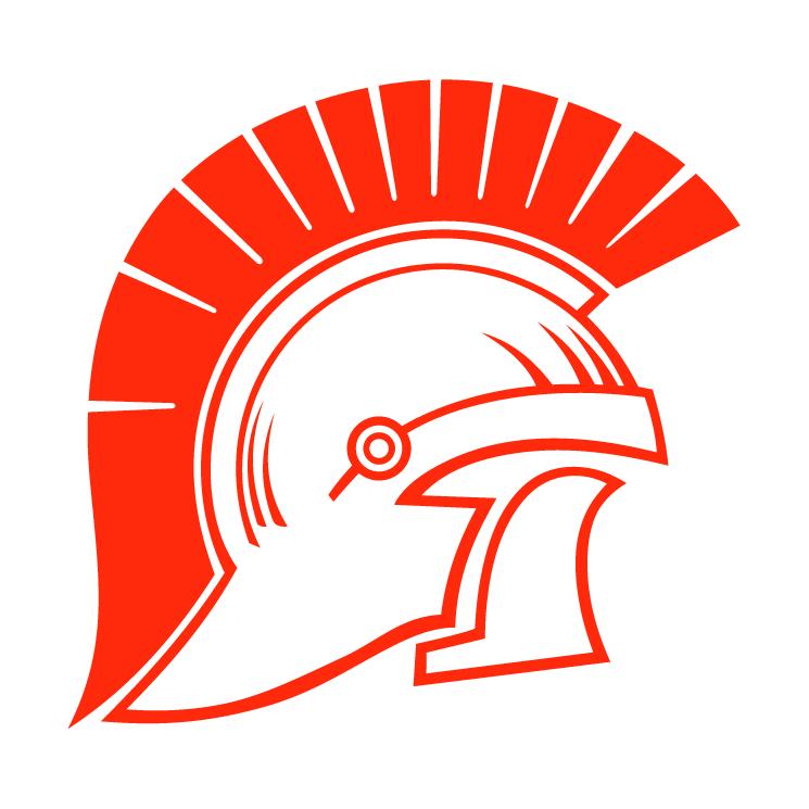 Trojan Logo Clipart #1
