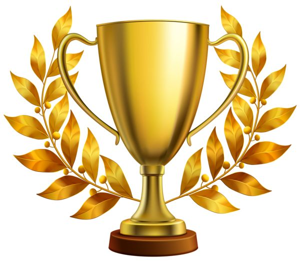 Clipart Trophy And Medals Images On Clip Art